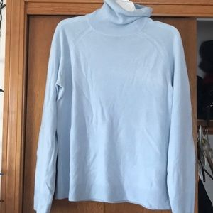 Blue sweater from Macy's